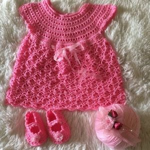 Other - Sale!  Baby Dress Set
